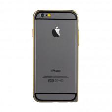 Алюминиевый Бампер для iPhone 6 Comma Aluminium Bumper - Gun Black
