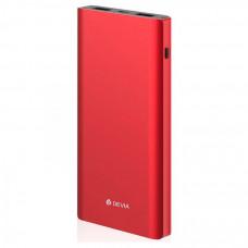 Внешний аккумулятор Devia King Kong QC3.0 10000mah - Red