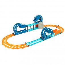 Набор конструктор TD Tumbling super track racer 89903 - Mix