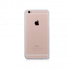 Алюминиевый Бампер для iPhone 6/6S Momax Air Frame - Silver