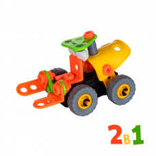 Набор конструктор Hanye Build&Play J-7745 - Mix