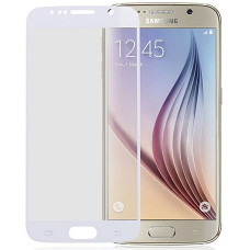 Защитное стекло Momax Glass Pro+ Full Frame для Samsung Galaxy S6 - white