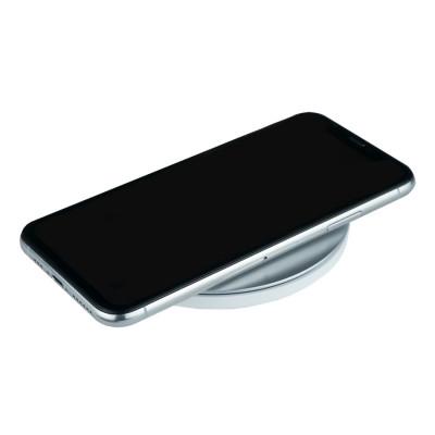 БЗУ Momax Q.Pad Max Ultra Slim Wireless Charger 15W - Silver