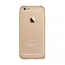 Алюминиевый Бампер для iPhone 6/6S Comma Aluminium Bumper - Champagne Gold